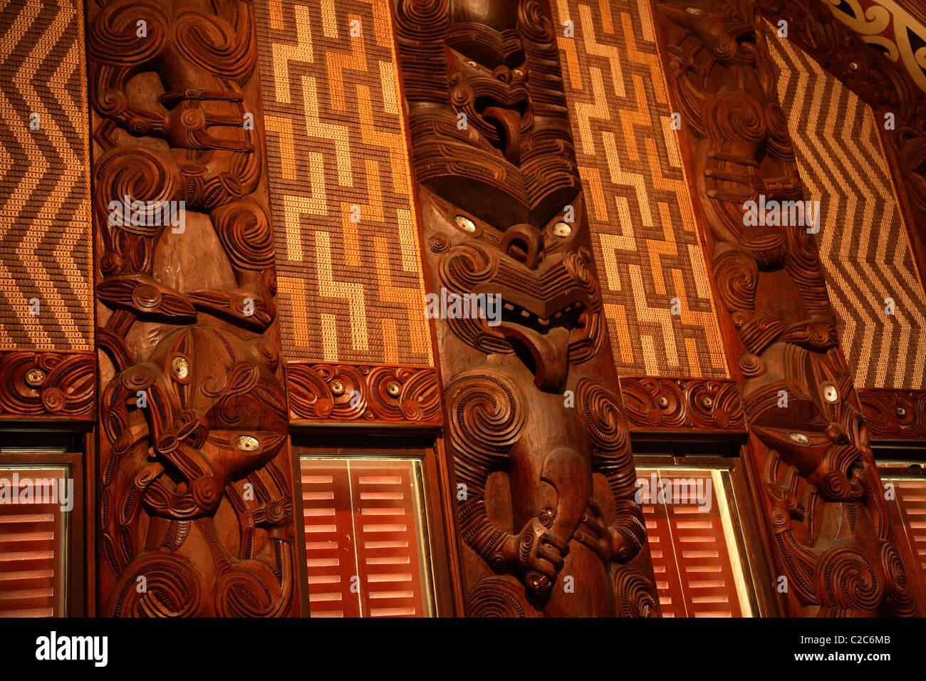 Waitangi North Island New Zealand - Stock Image