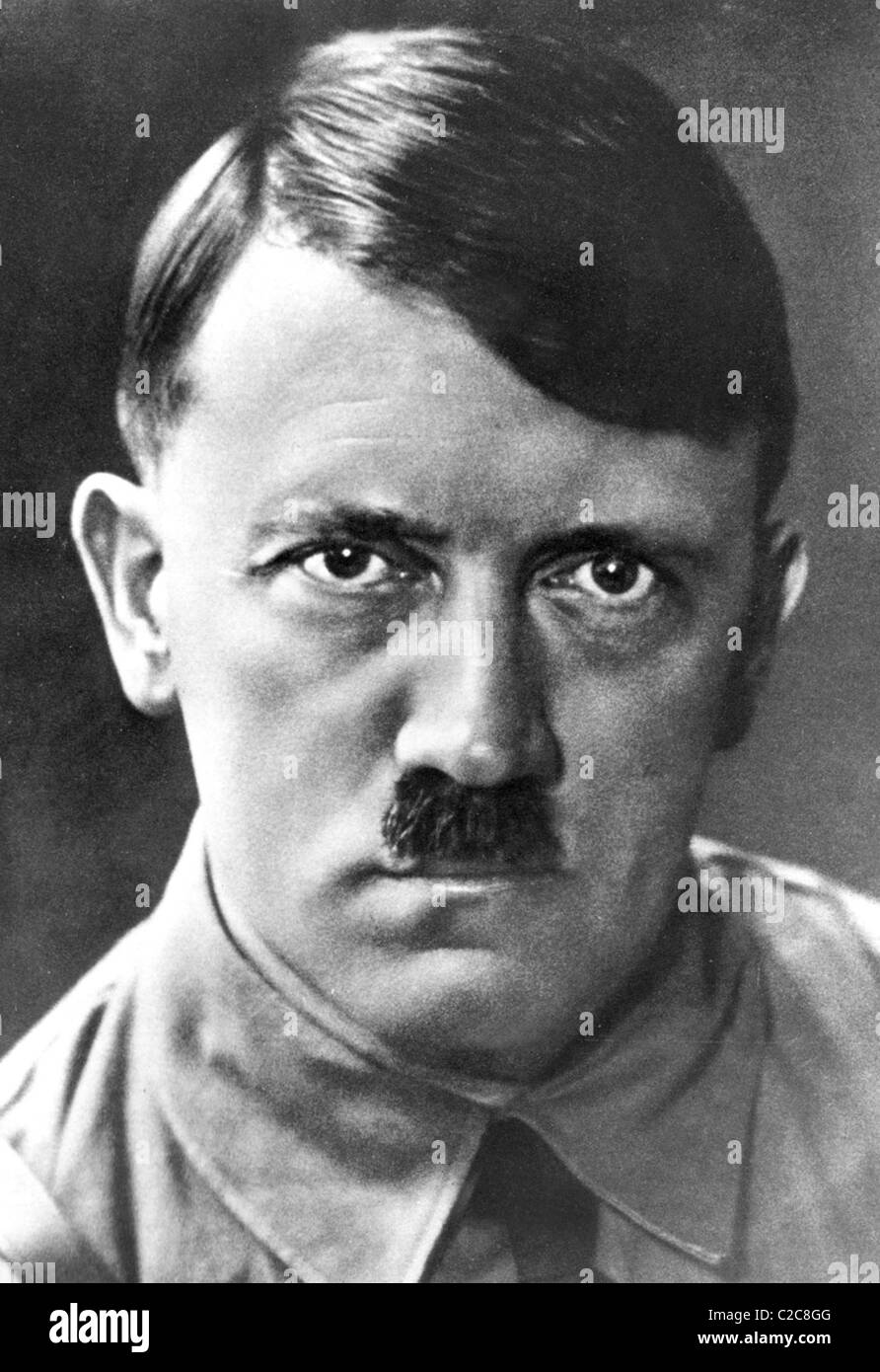 Adolf Hitler German wartime leader - Stock Image