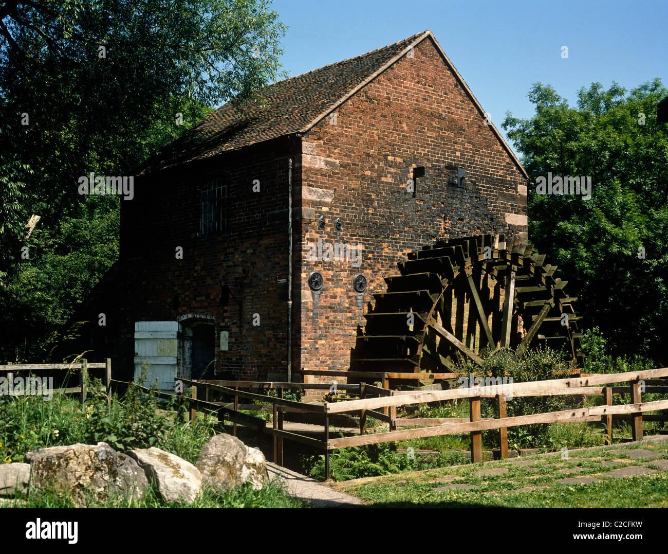 Cheddleton Staffordshire England - Stock Image