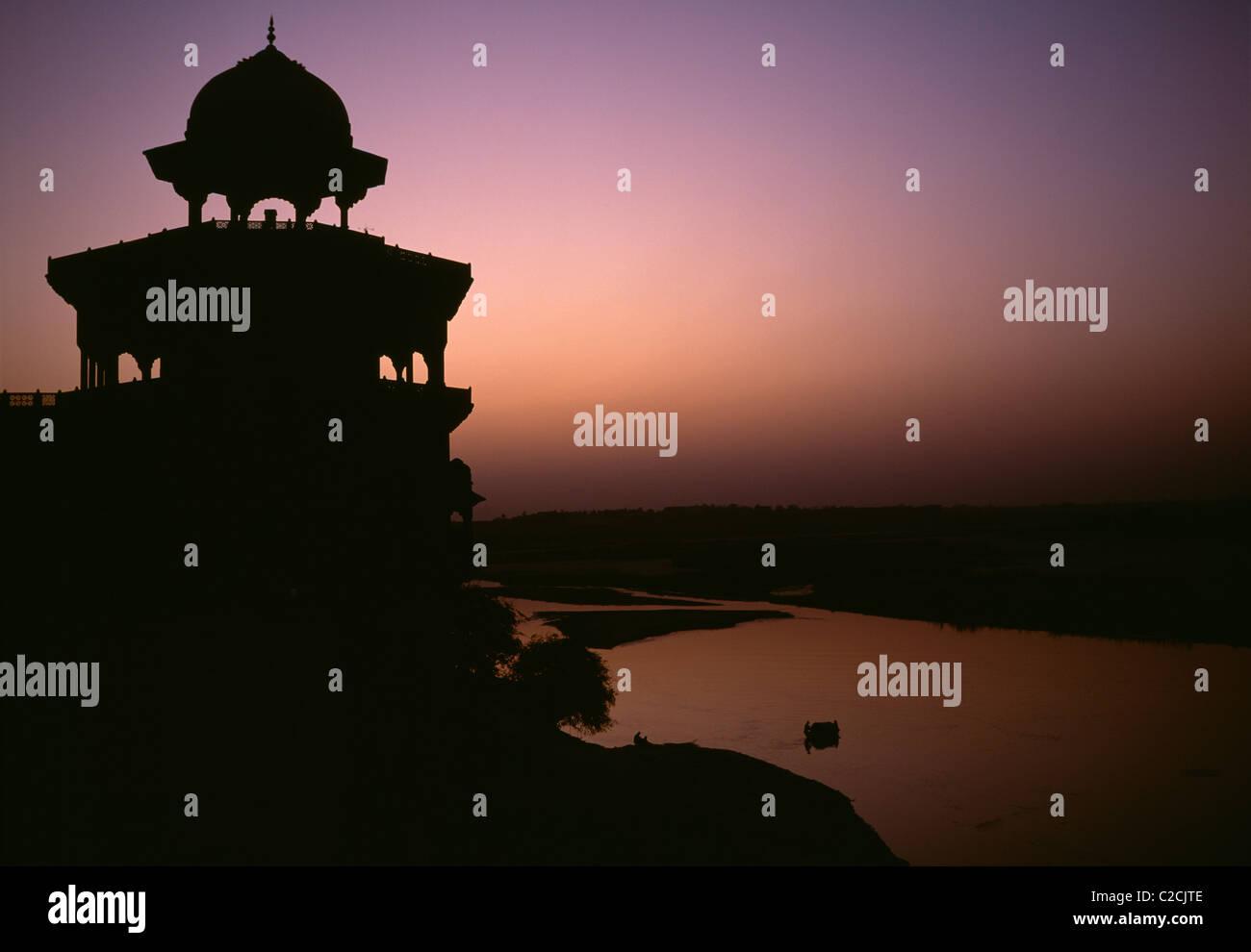 Agra Uttar Pradesh India - Stock Image
