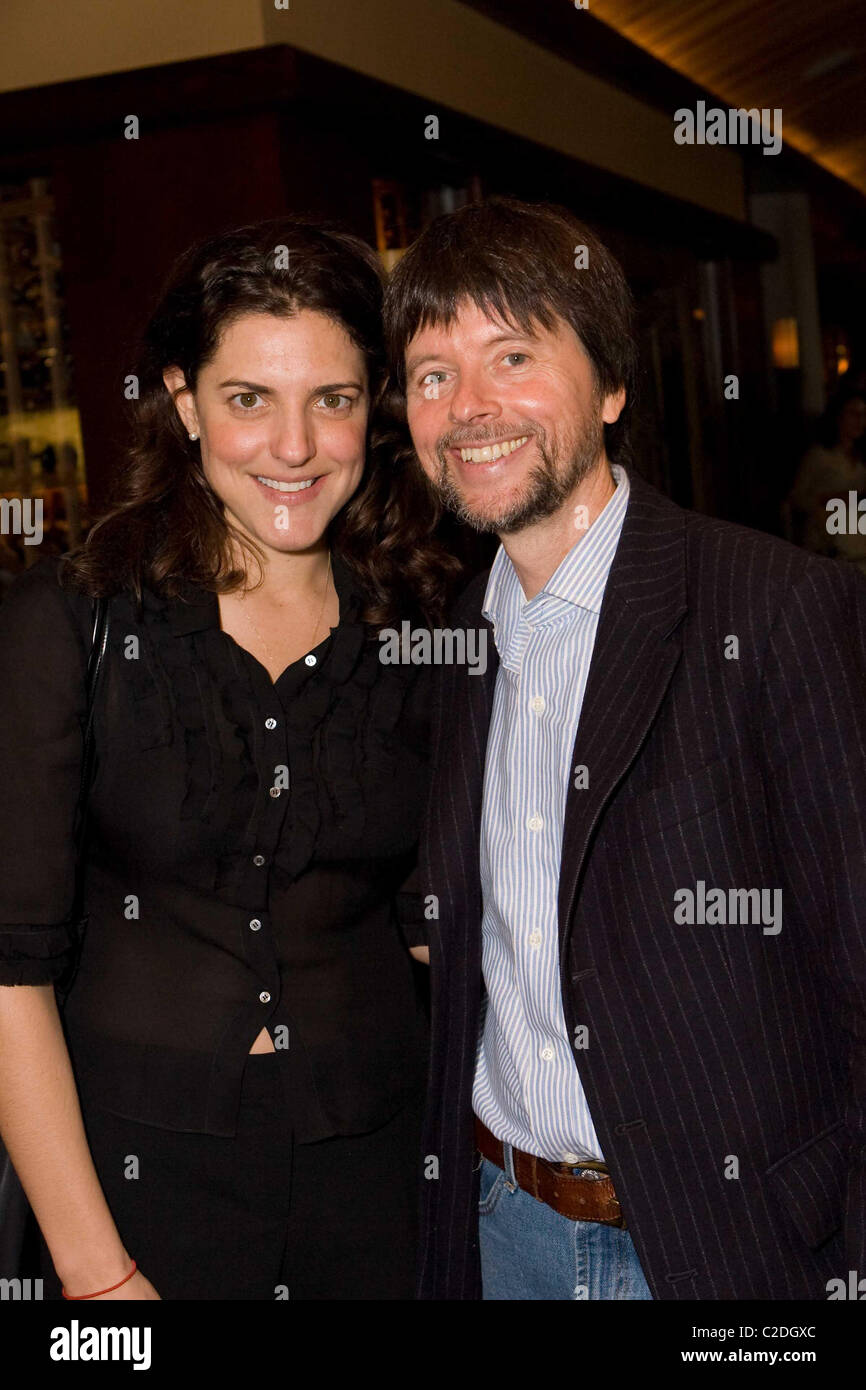 Director Ken Burns And Sarah Burns High Resolution Stock Photography And Images Alamy