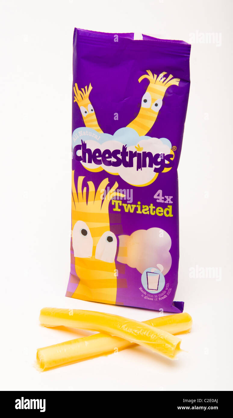 "cheestrings ""cheese strings stock photo 35957674  alamy"