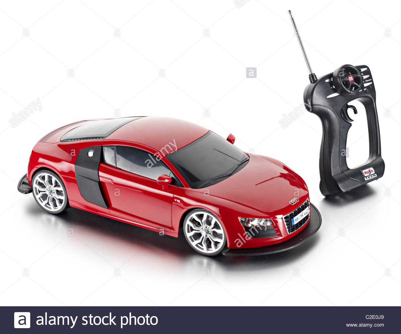 Remote Control Car Toy Stock Photos Remote Control Car Toy Stock - Audi remote control car