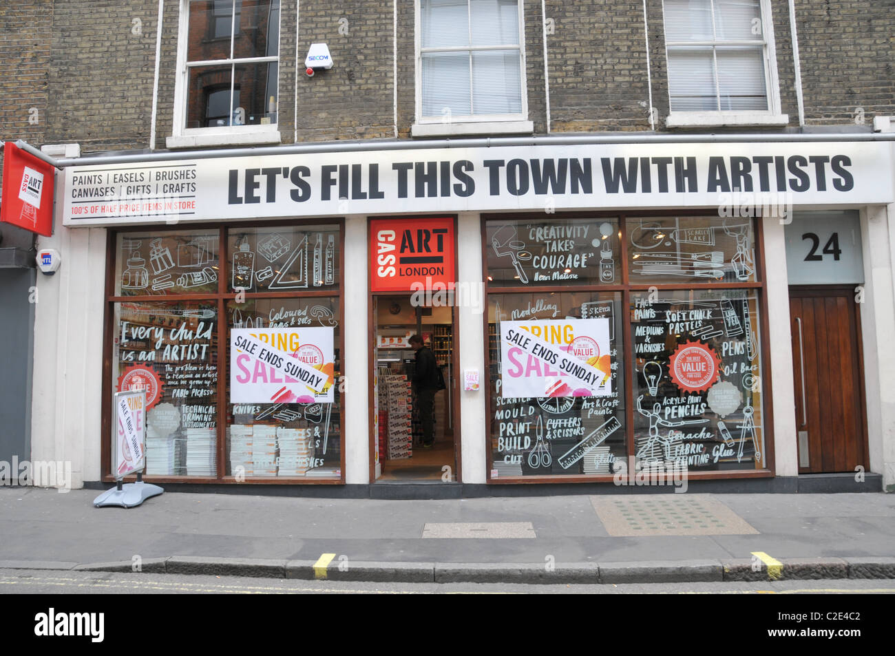 This Is How Art Shops Covent Garden Will Look Like In 10