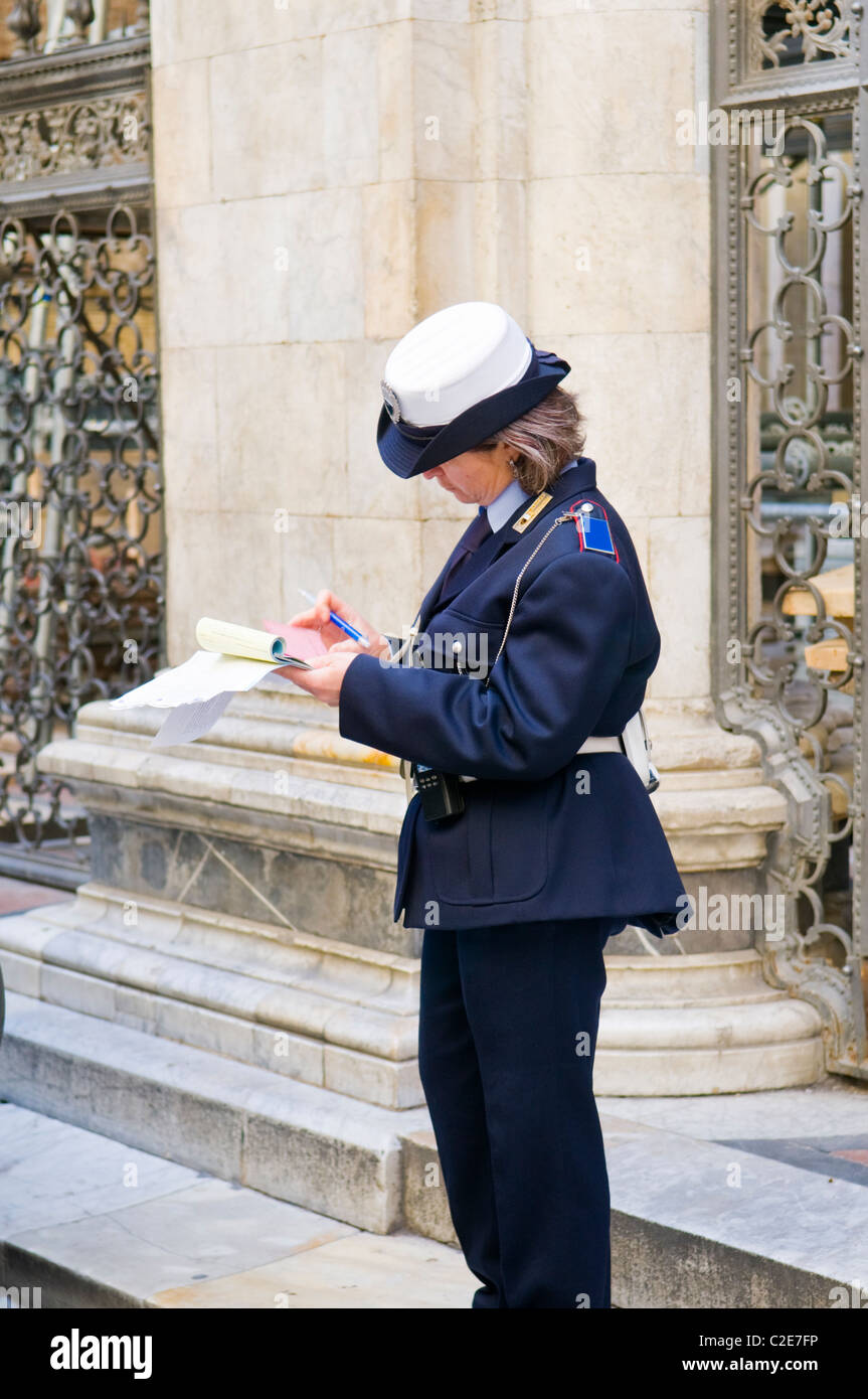 Policewoman tommasi federica