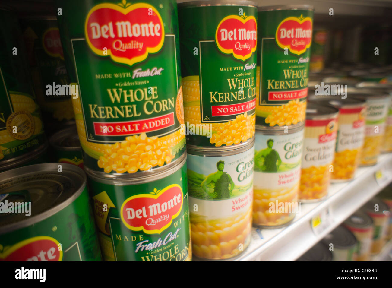 Labels On Cans Food