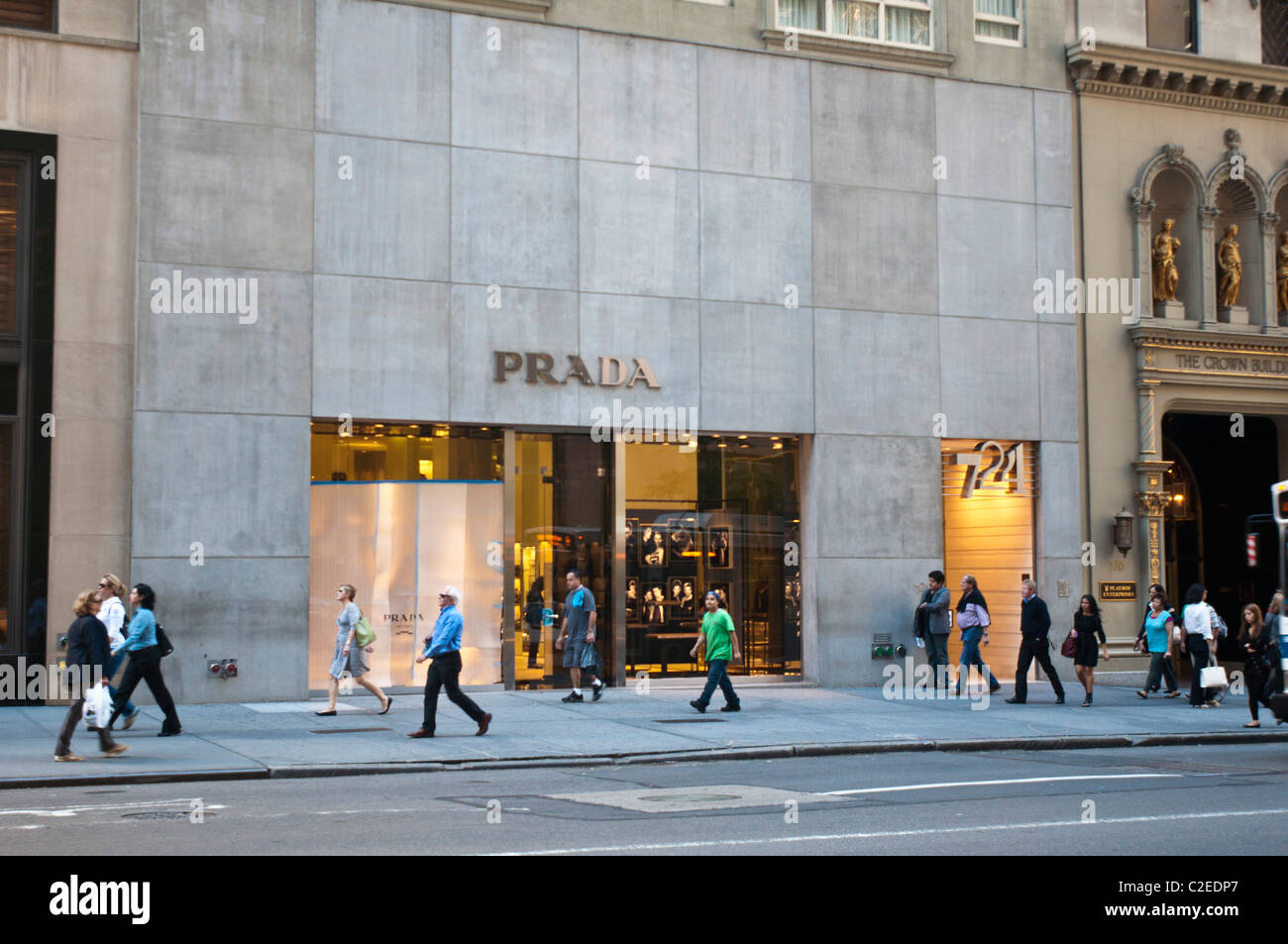 fashion designers top fashion designers and brands best new york designers Prada luxury fashion designer store at Fifth Avenue, Manhattan, New York  City, USA, shop, fashion, brand, chic, popular, exclus