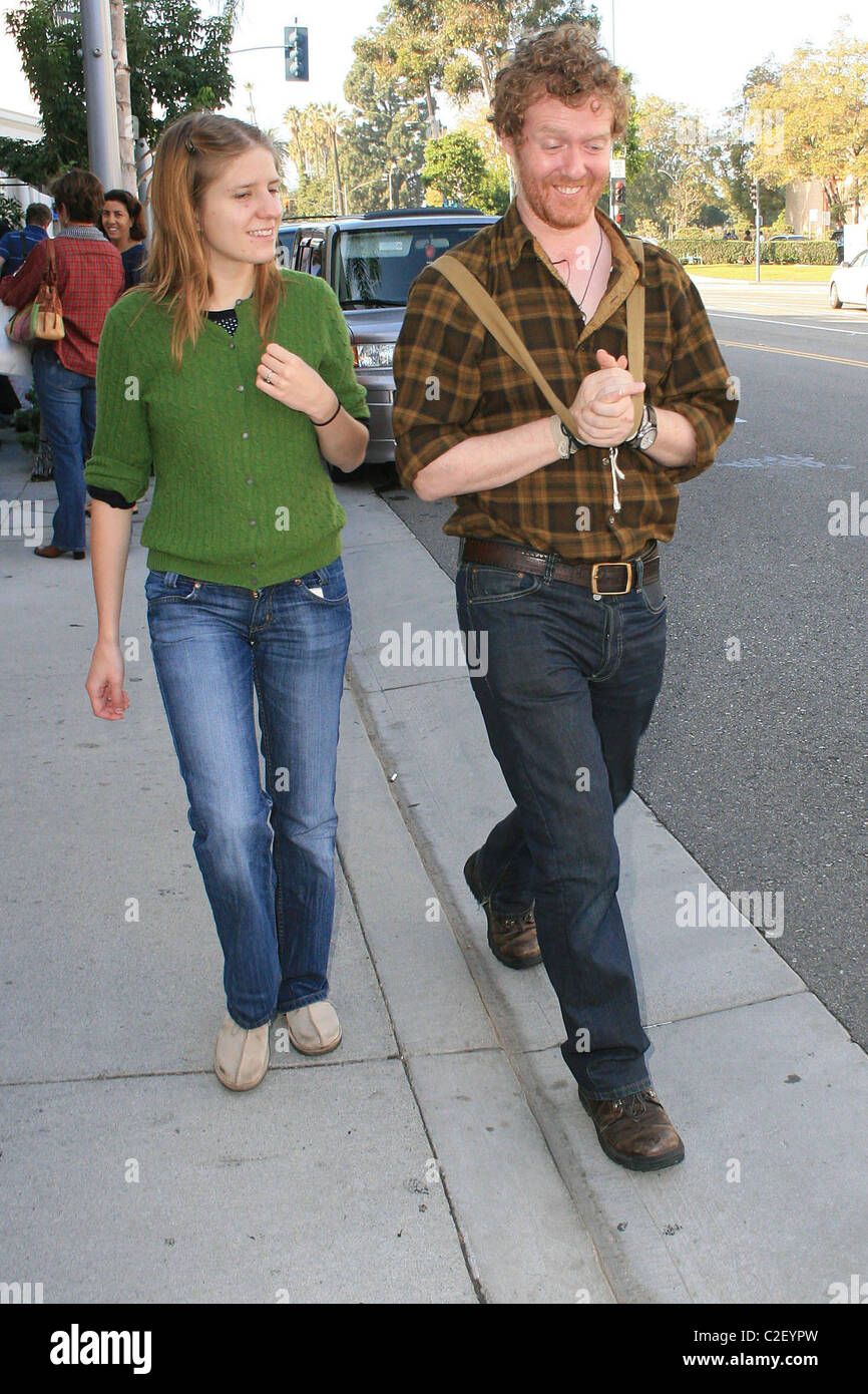 Markéta Irglová and Glen Hansard of Irish rock band \'The Frames ...