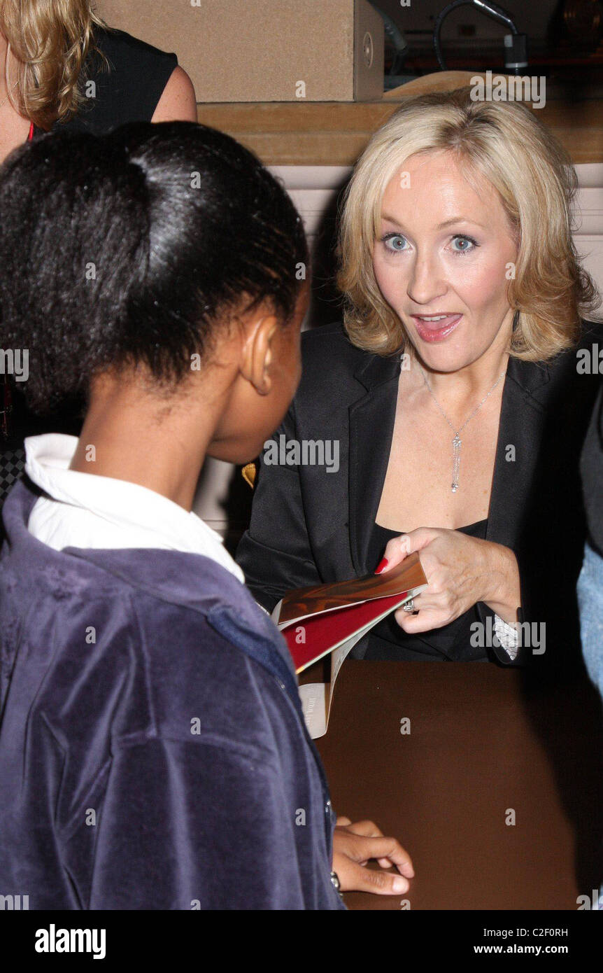 J K  Rowling 'Harry Potter' author J K  Rowling's 'Open Book