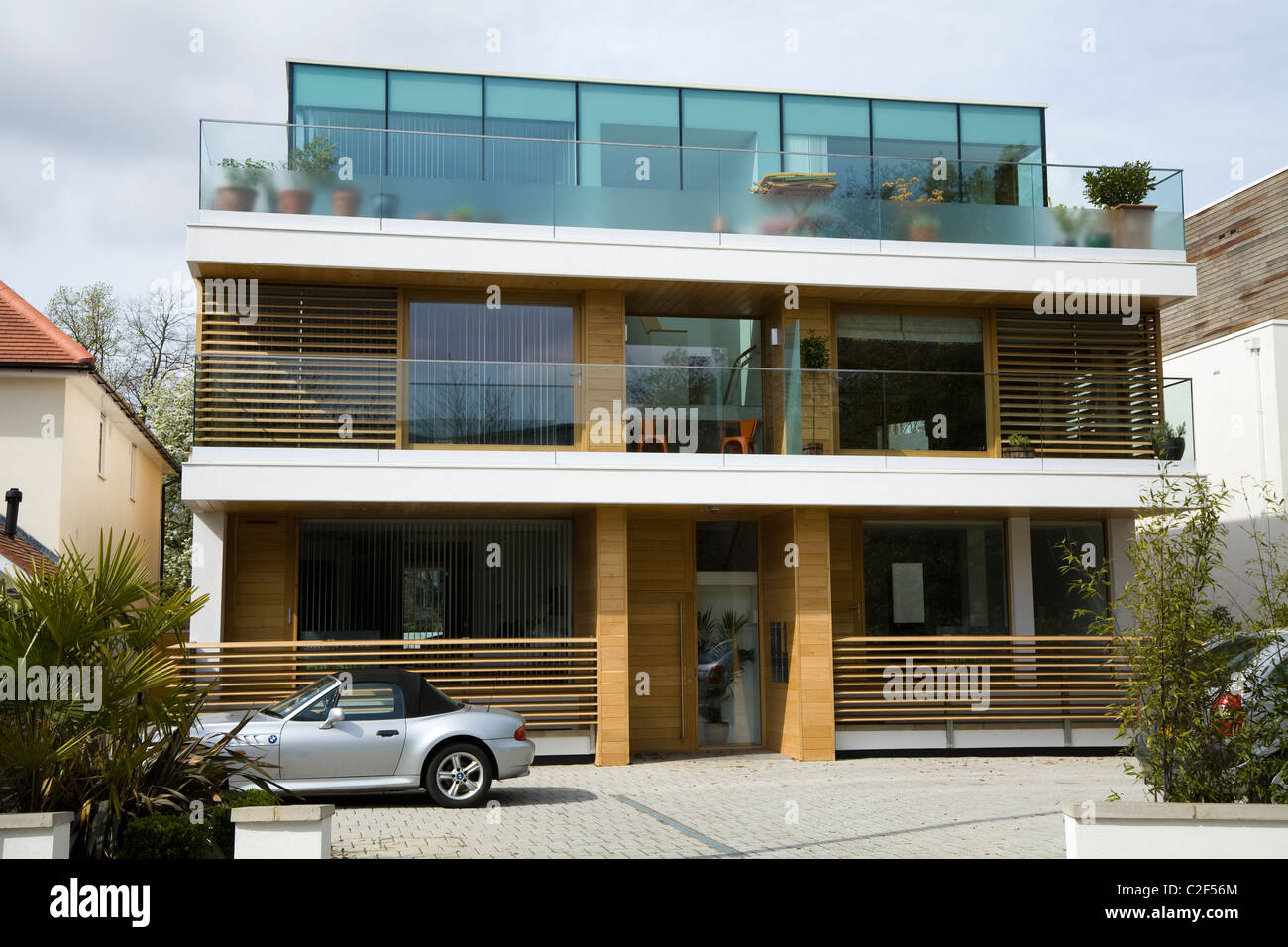 Residential Home / Homes / Luxury New Build Flat / Apartments / Apartment  In Expensive Block Of Private Flats. Twickenham. UK.