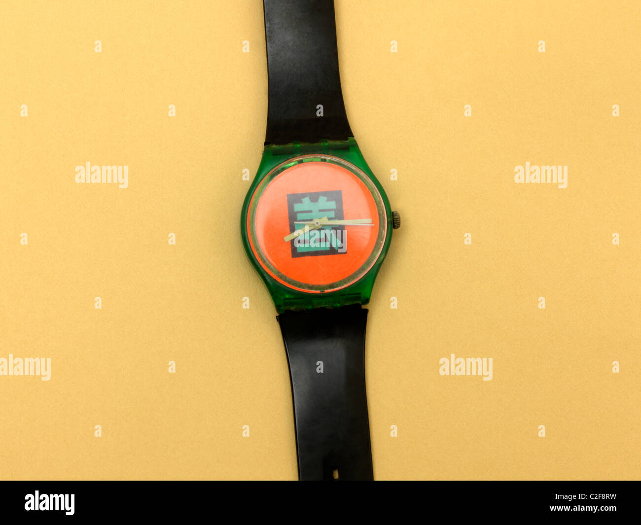 Analogue Watch - Stock Image