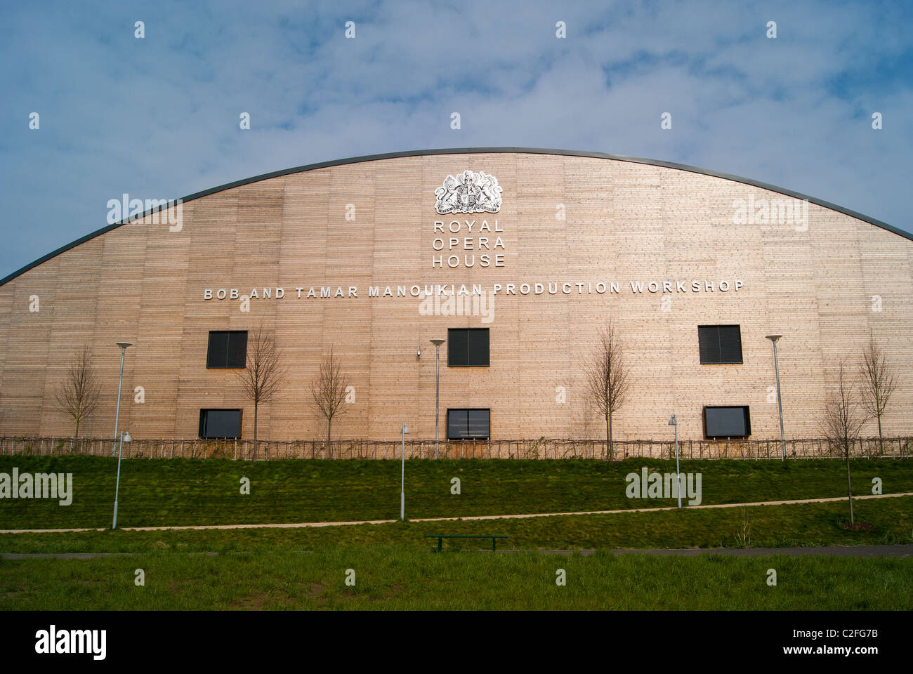 New Royal Opera House in Purfleet, Thurrock, Essex. Stock Photo