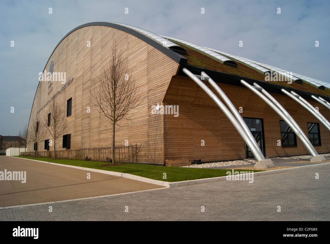 New Royal Opera House in Purfleet, Thurrock, Essex. Stock Photo