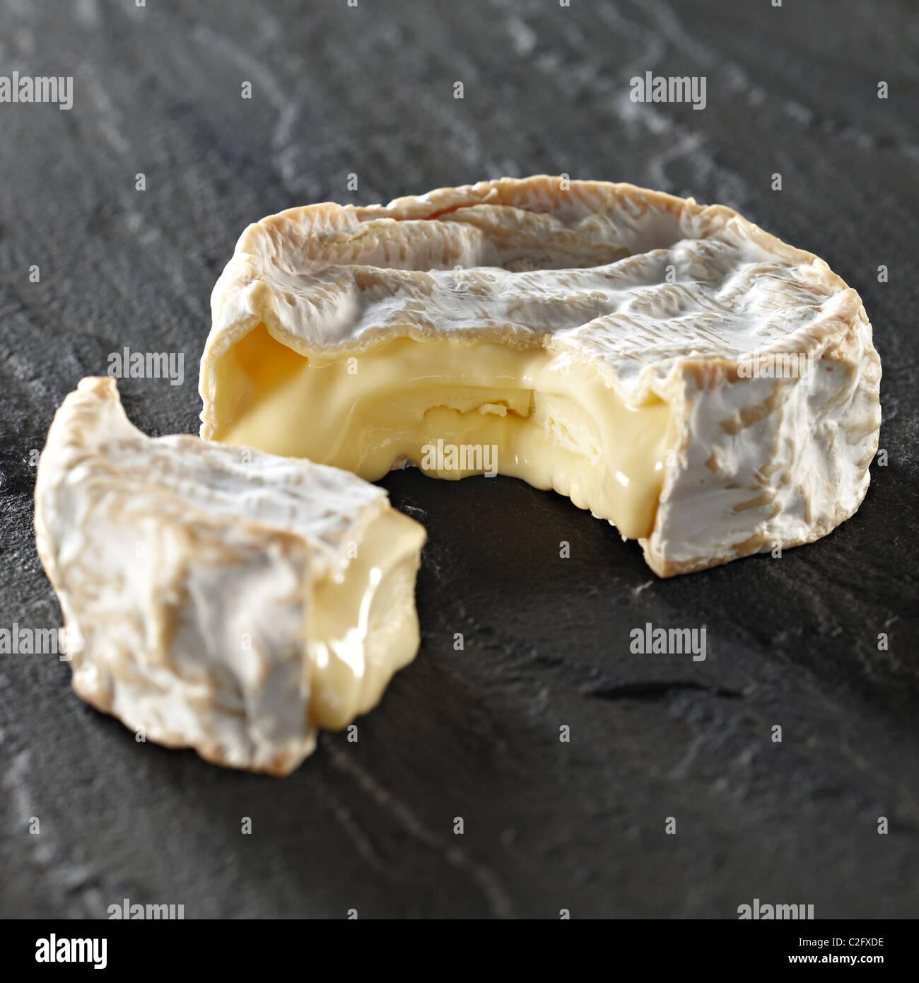 St Eadburgha cheese - Stock Image