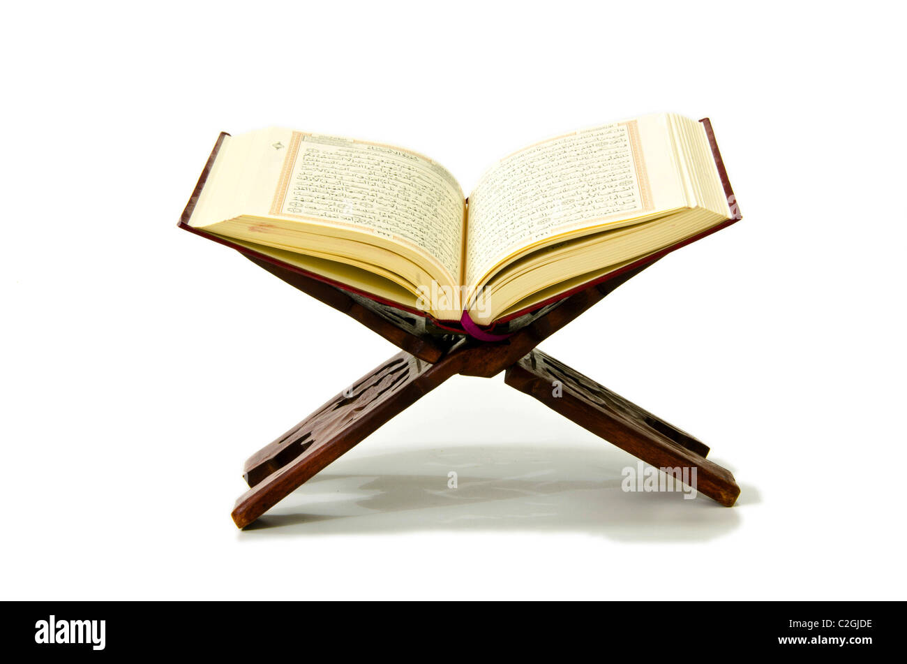 The Holy Quran - Stock Image