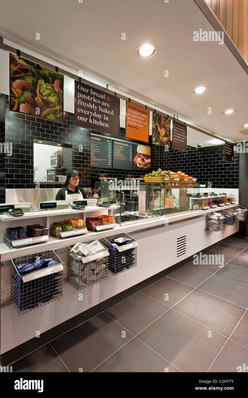 Fast Food Restaurant In Greece Goodys
