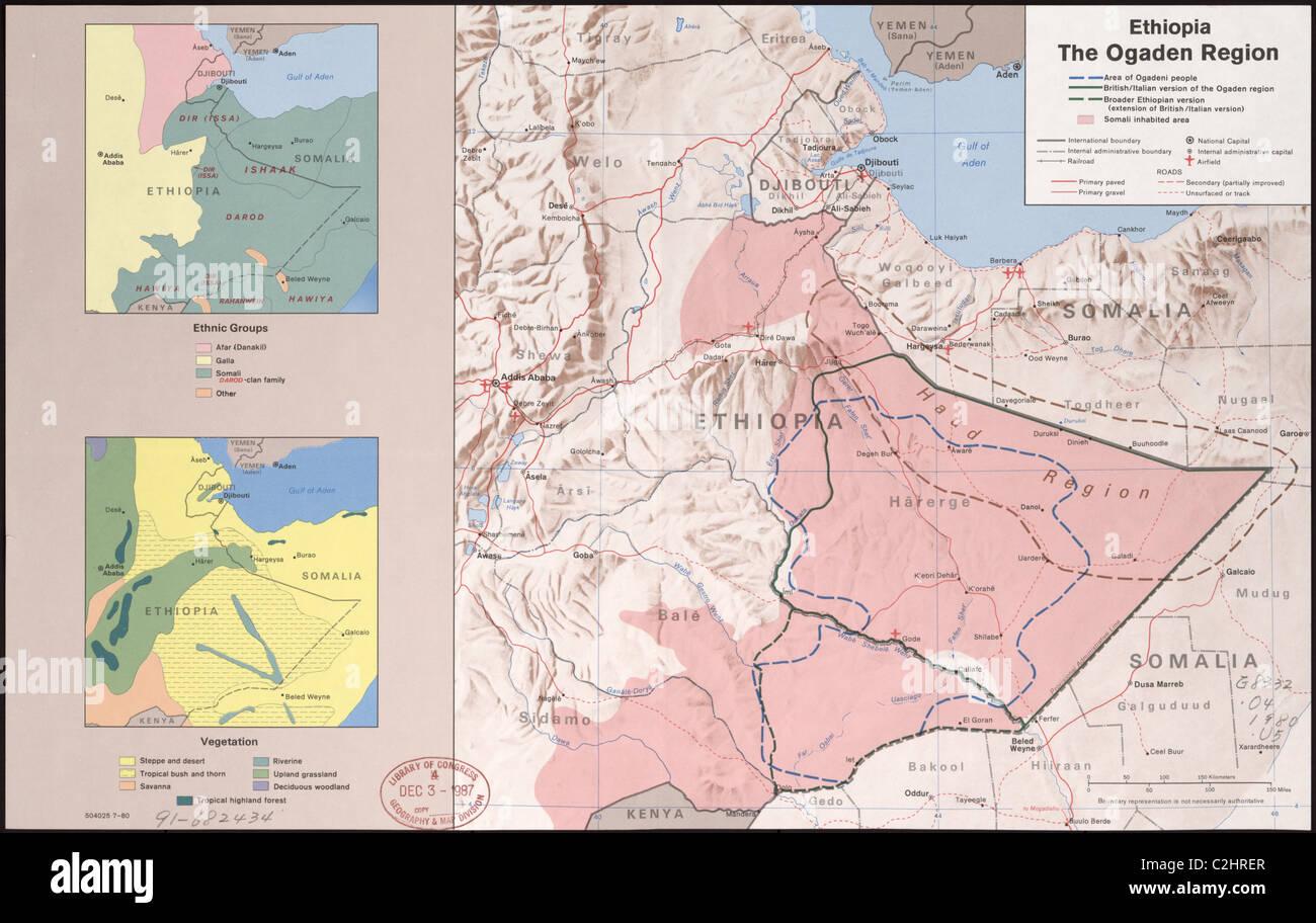 Ogaden Stock Photos & Ogaden Stock Images - Alamy