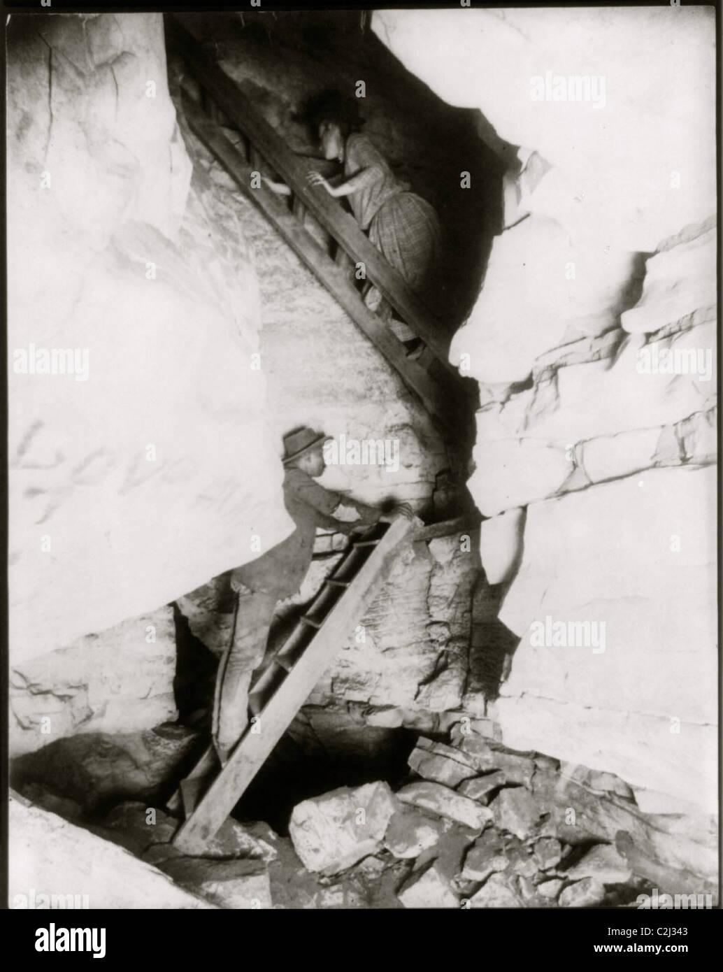 Mammoth Cave, Edmondson, Co., Ky. - Stock Image