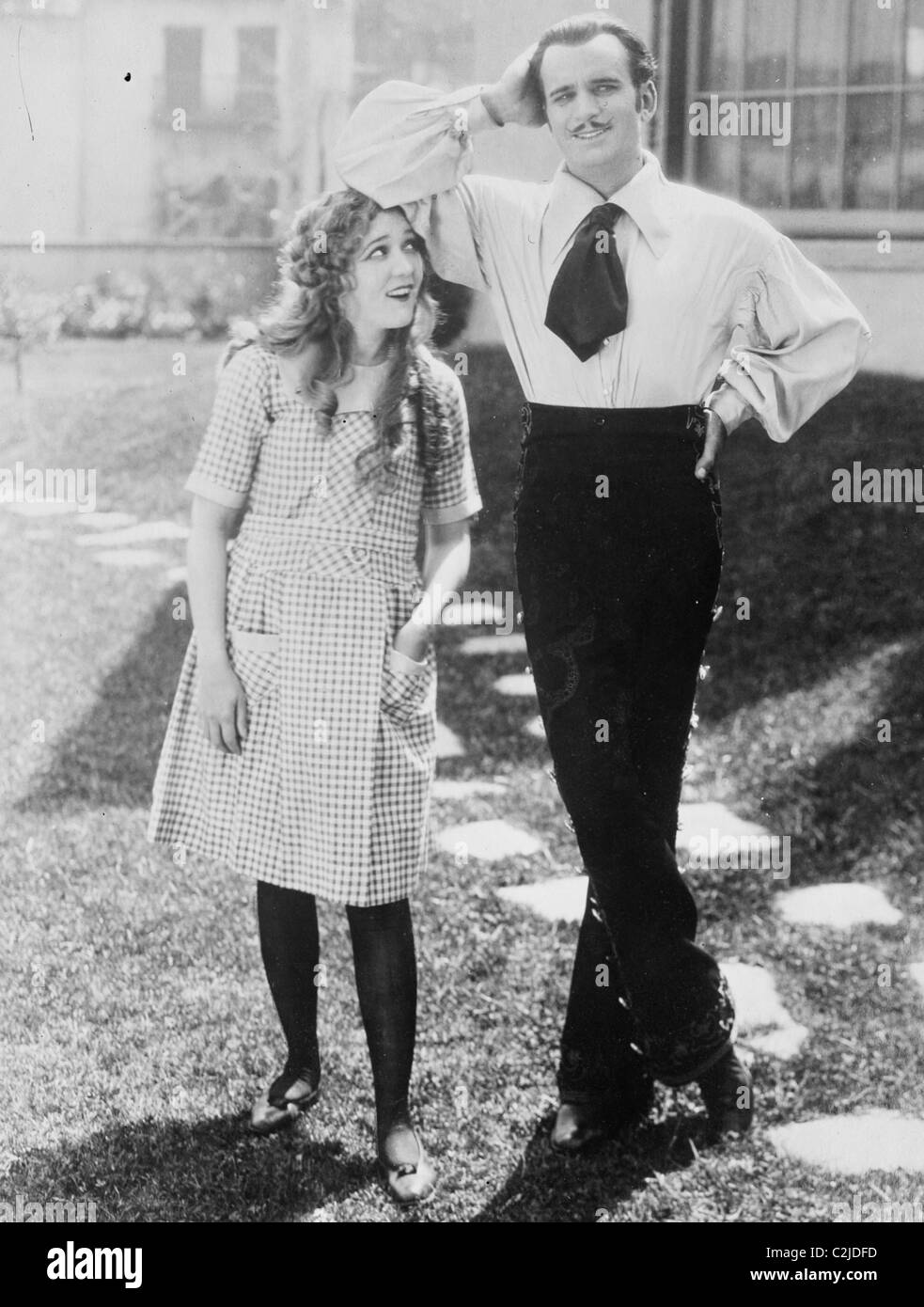 Mary Pickford Mary Pickford new picture