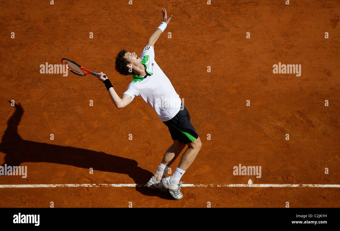 Andy Murray (GBR) - Stock Image