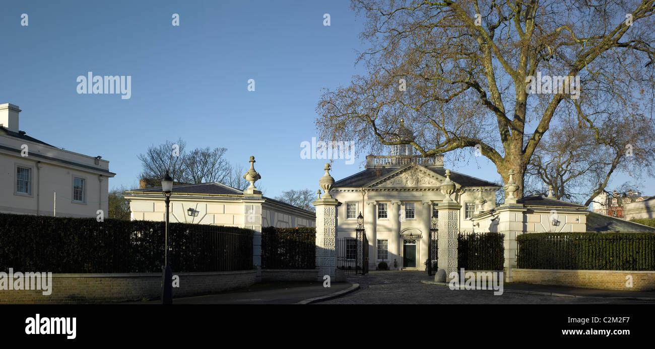 Regents Park, London. Stock Photo
