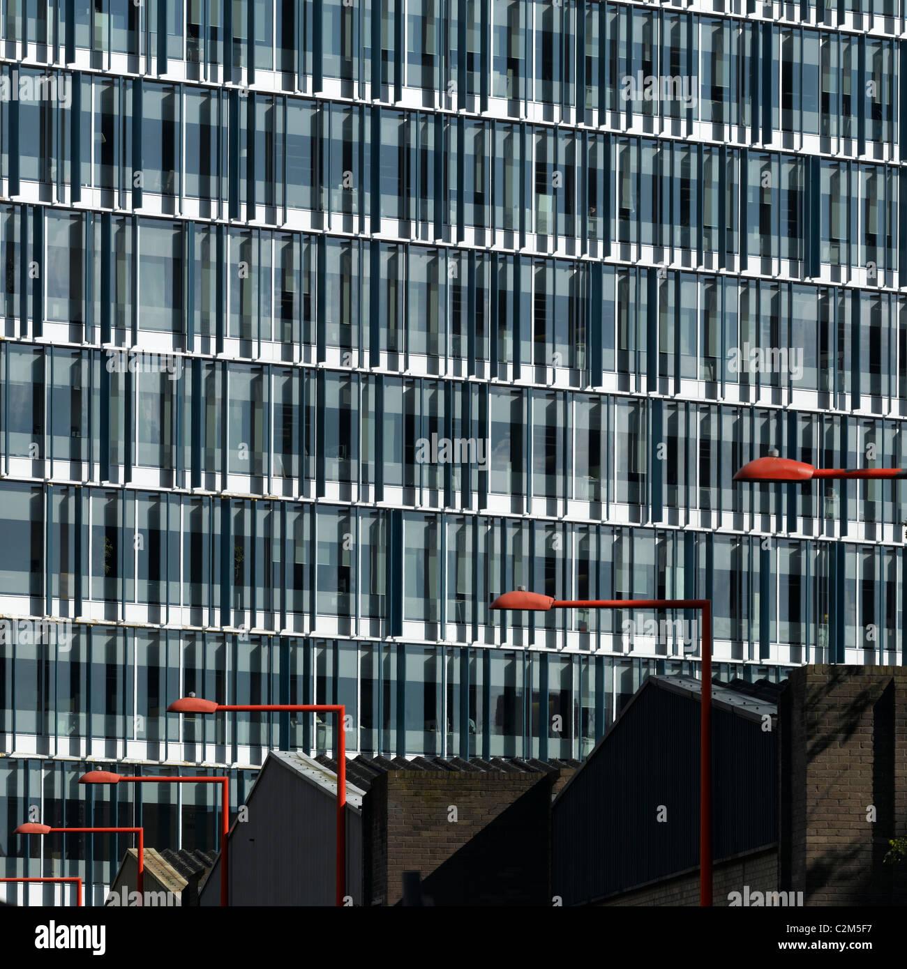 Bankside 1, Southbank, Southwark, London. - Stock Image