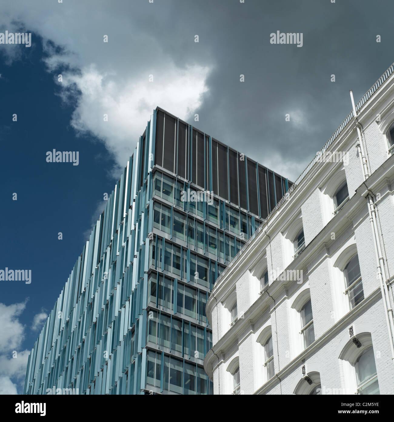 Bankside 1, Southwark, London. - Stock Image