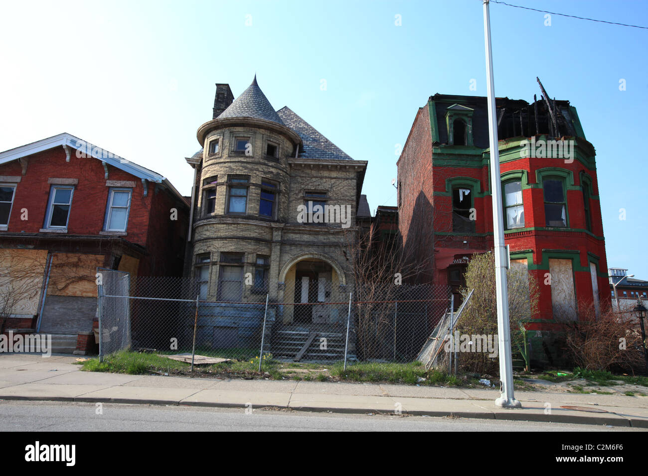 Creepy Houses High Resolution Stock Photography And Images Alamy