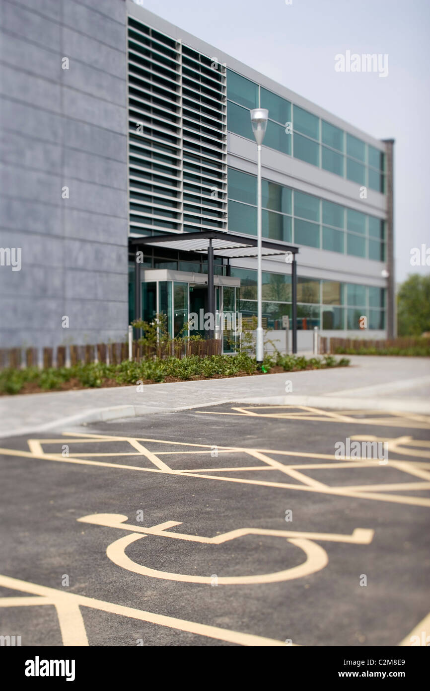 The Nucleus Business and Innovation Centre, Dartford, Kent - Stock Image