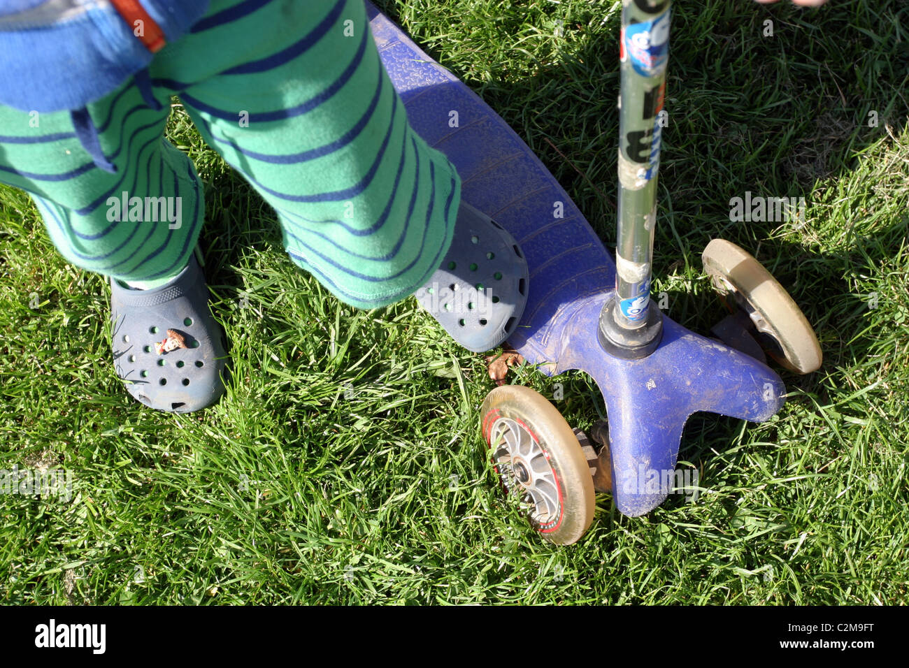 7e650401e241 Wearing Crocs Stock Photos   Wearing Crocs Stock Images - Alamy