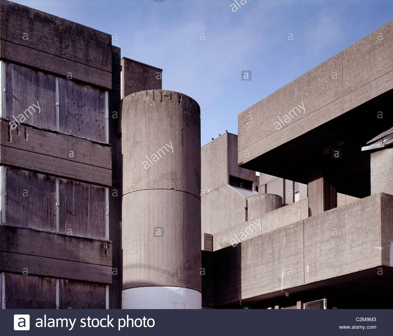Tricorn Centre, Portsmouth now demolished - Stock Image
