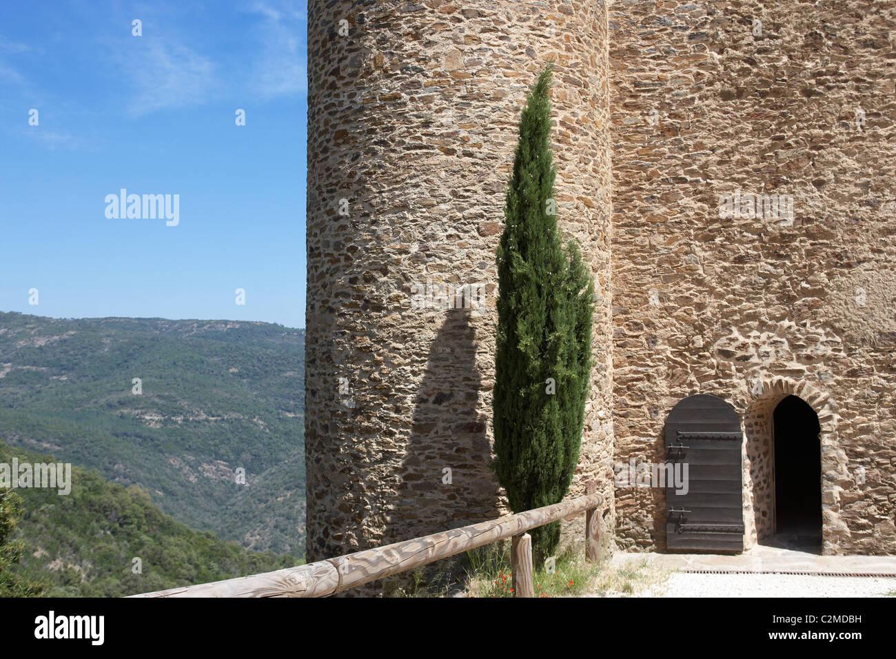 Chartreuse de la Verne, Provence, France. - Stock Image
