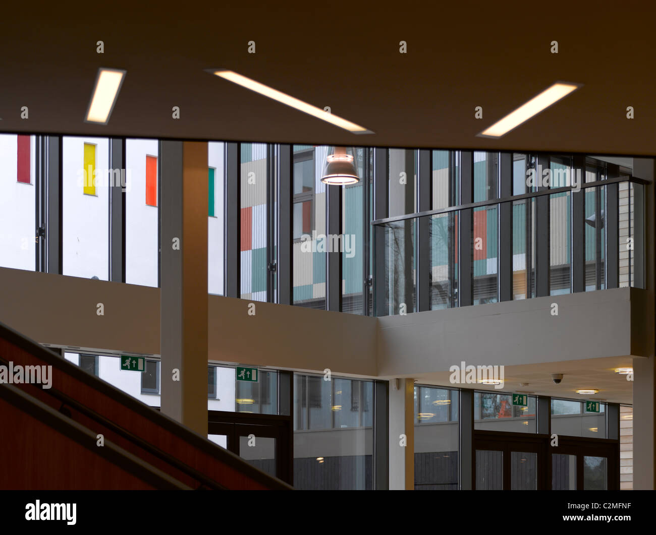 MAC, Formerly Midlands Art Centre, Birmingham - Stock Image