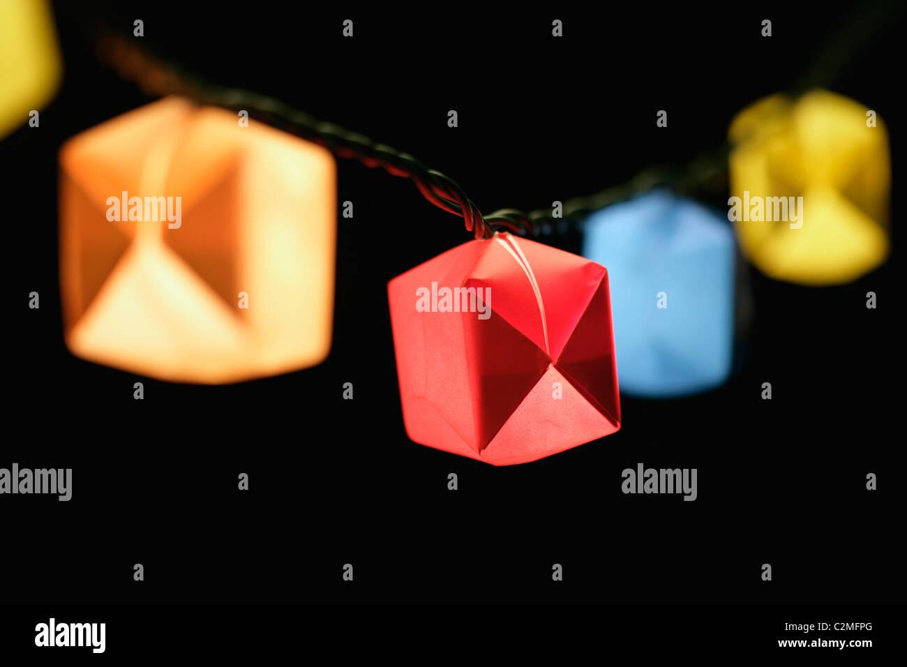 Origami - Stock Image