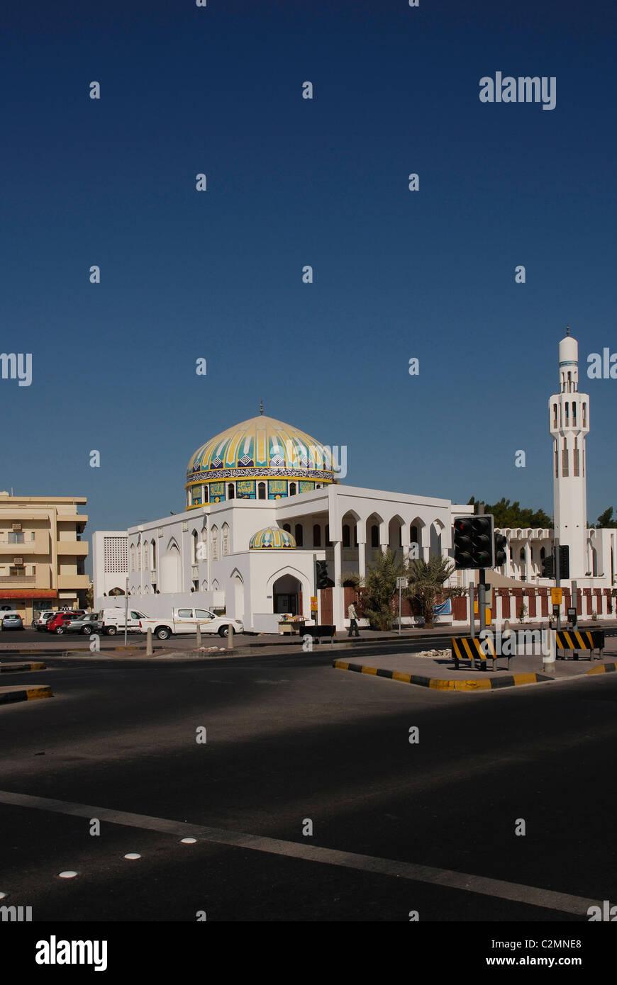 Emam Al Sadiq Mosque, Manama, Bahrain, Middle East - Stock Image