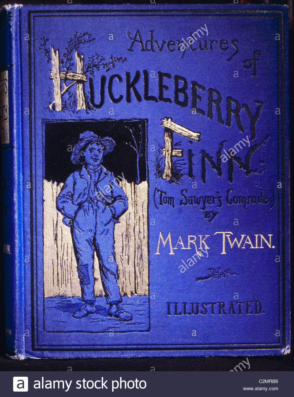 """inside the great mind of huck finn in the adventures of huckleberry finn """"the adventures of huckleberry finn"""" is written from the perspective of a thirteen-year-old boy named huckleberry (huck) finn who is the son of the town's local drunk although he is uneducated and unruly, he is a clever boy who is definitely capable of making up his own mind about things, especially moral issues like slavery."""