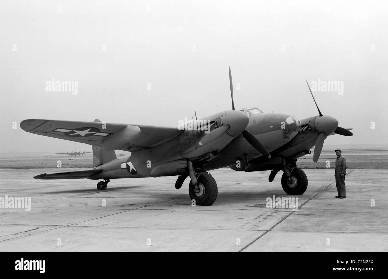 De Havilland F-8 Mosquito aircraft - Stock Image