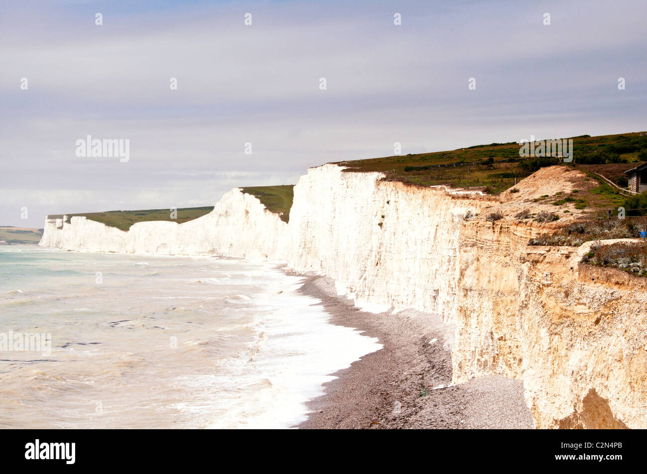 Birling Gap (Sussex) - Stock Image