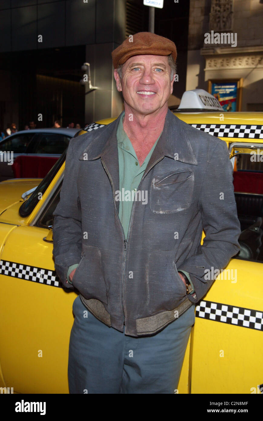 Tom Wopat trades in his Dukes of Hazzard General Lee car for