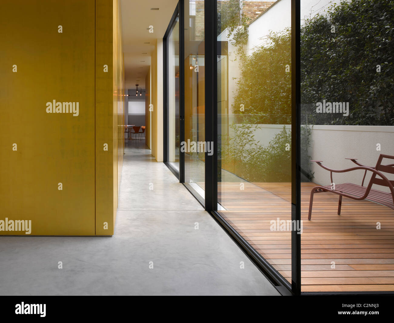 Brilliant Narrow House London Inside Outside With Sliding Picture Download Free Architecture Designs Scobabritishbridgeorg