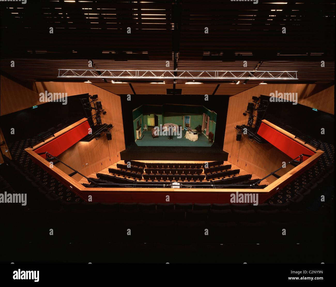 Durham Millennium City Durham North East Gala Theatre Auditorium