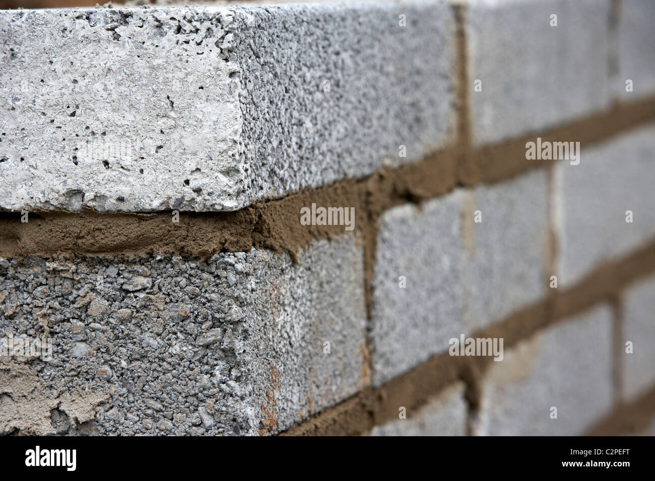 Cement Retaining Wall Stock Photos Cement Retaining Wall Stock