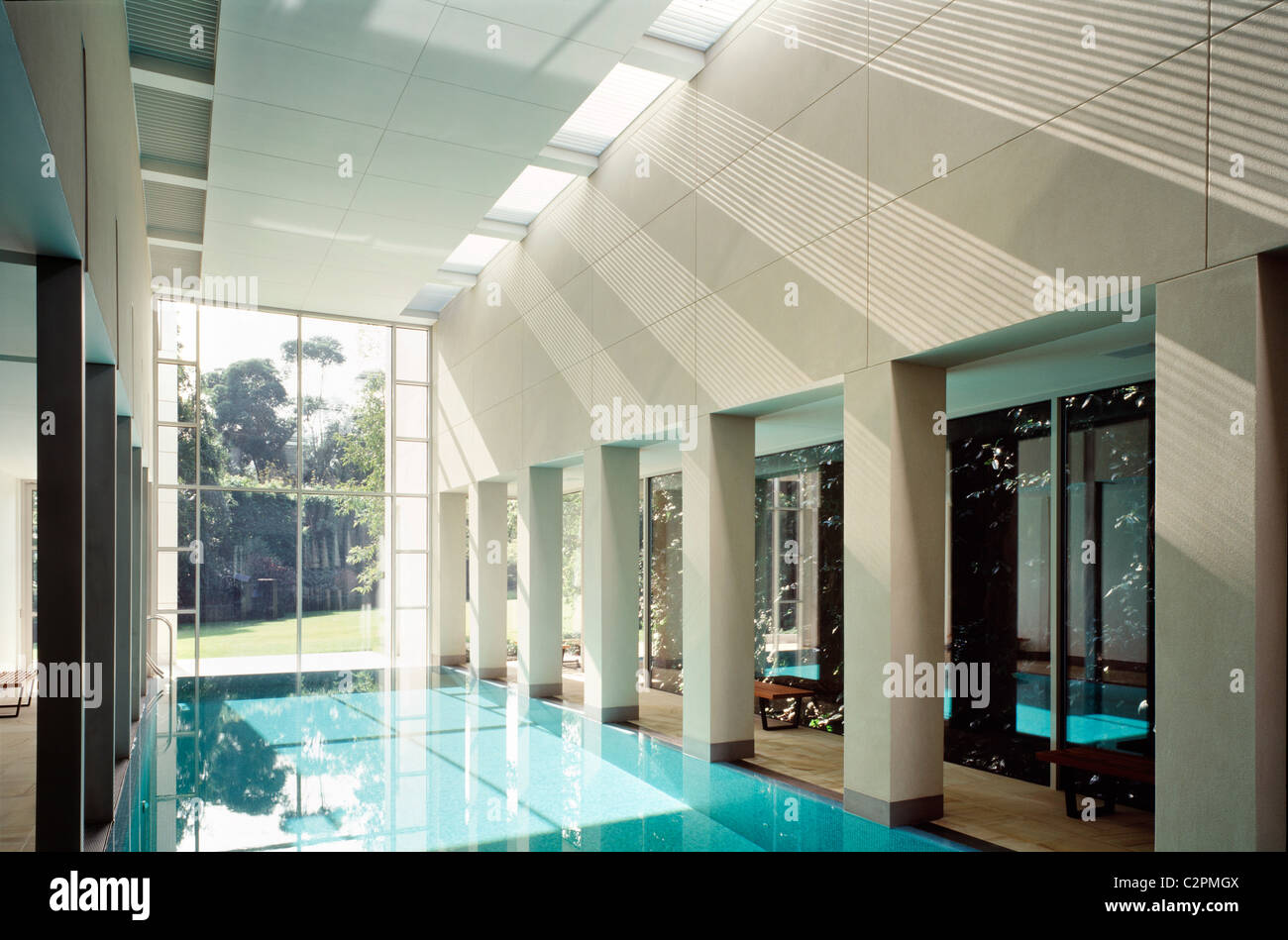 Beeson House - Melbourne, Australia. Stock Photo