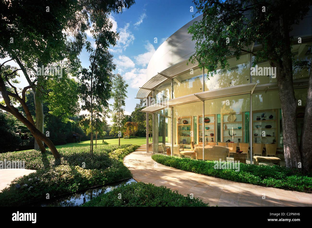 Beeson House - Melbourne, Australia. Stock Photo