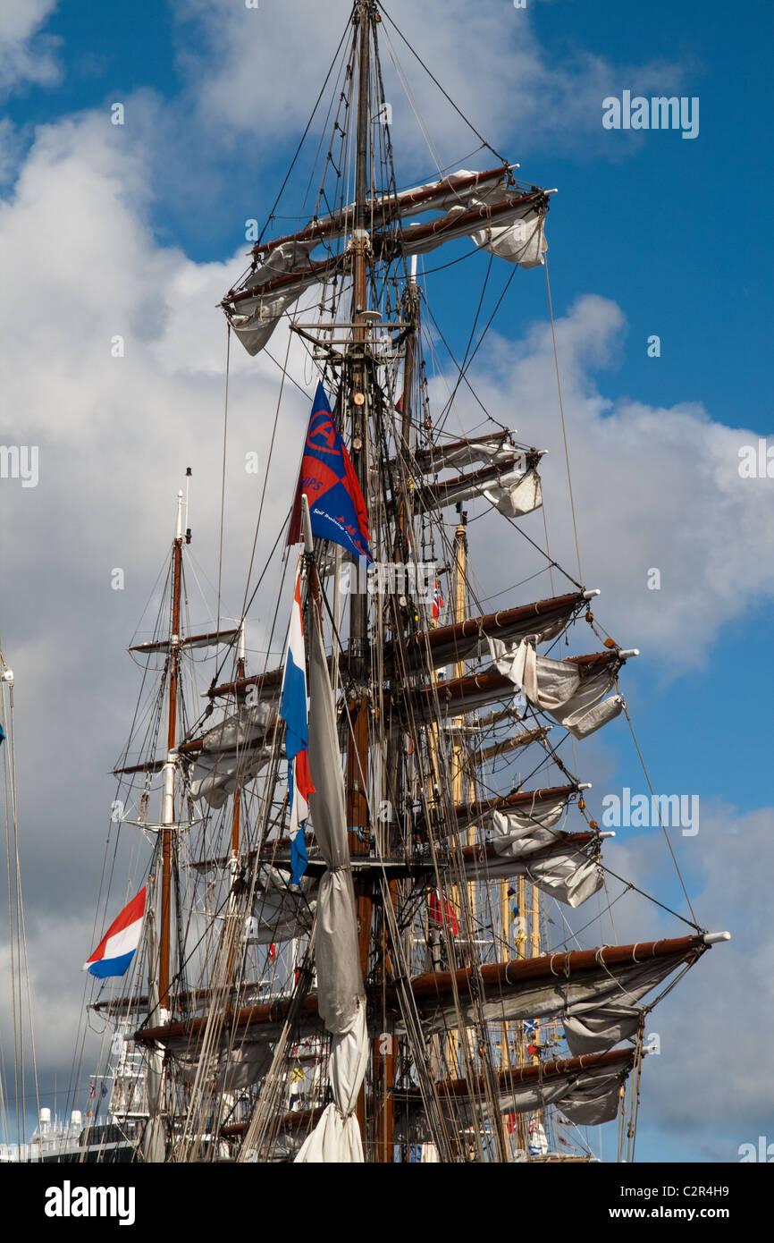 sail - Stock Image