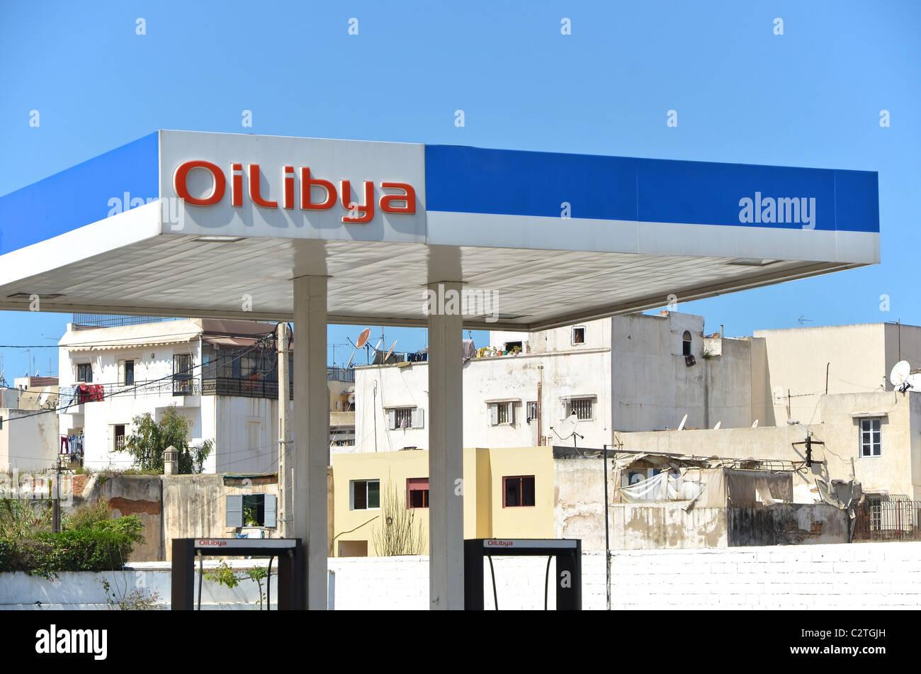 Libya Oil Stock Photos & Libya Oil Stock Images - Alamy