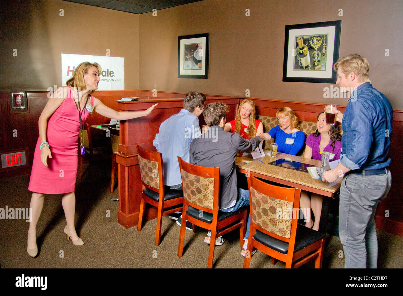 Pocket change speed dating