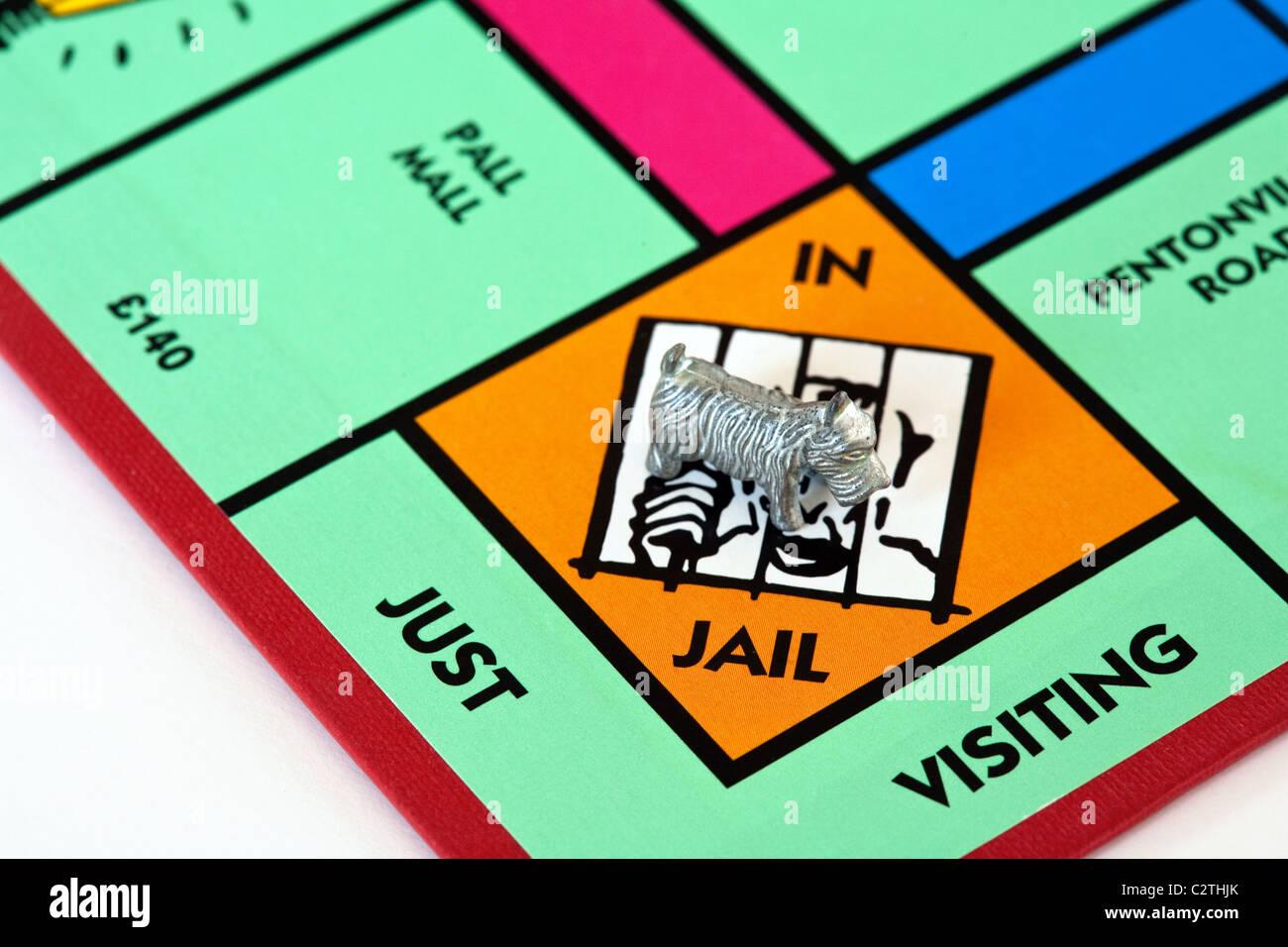 monopoly ereignisfeld