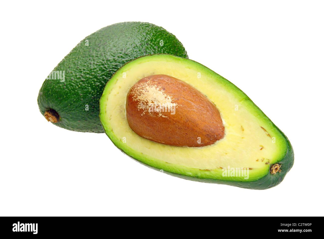 Avocado 06 - Stock Image