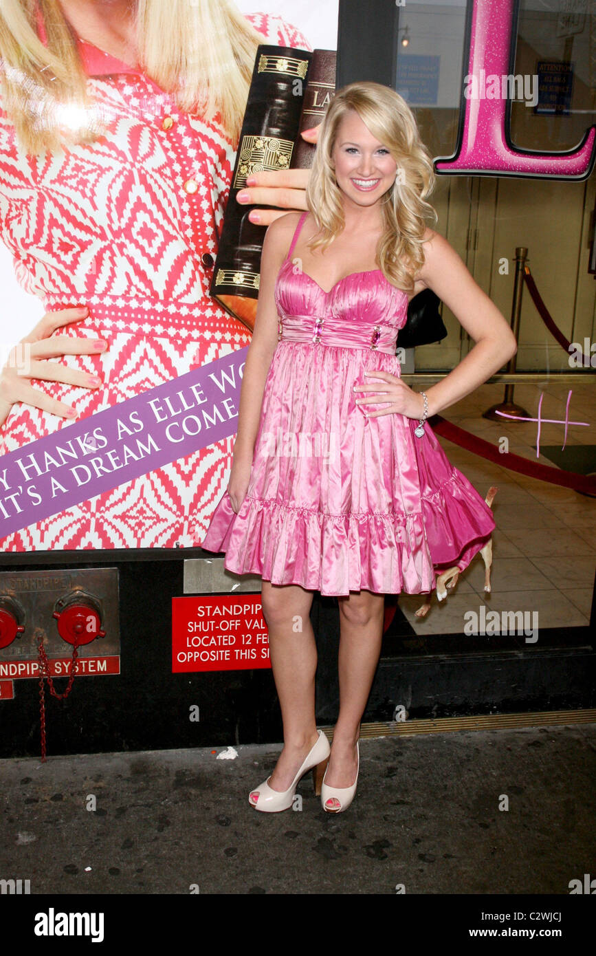 Legally Blonde: The Search for Elle Woods ... - Playbill